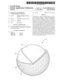 Golf Ball And Method Of Manufacturing A Golf Ball diagram and image