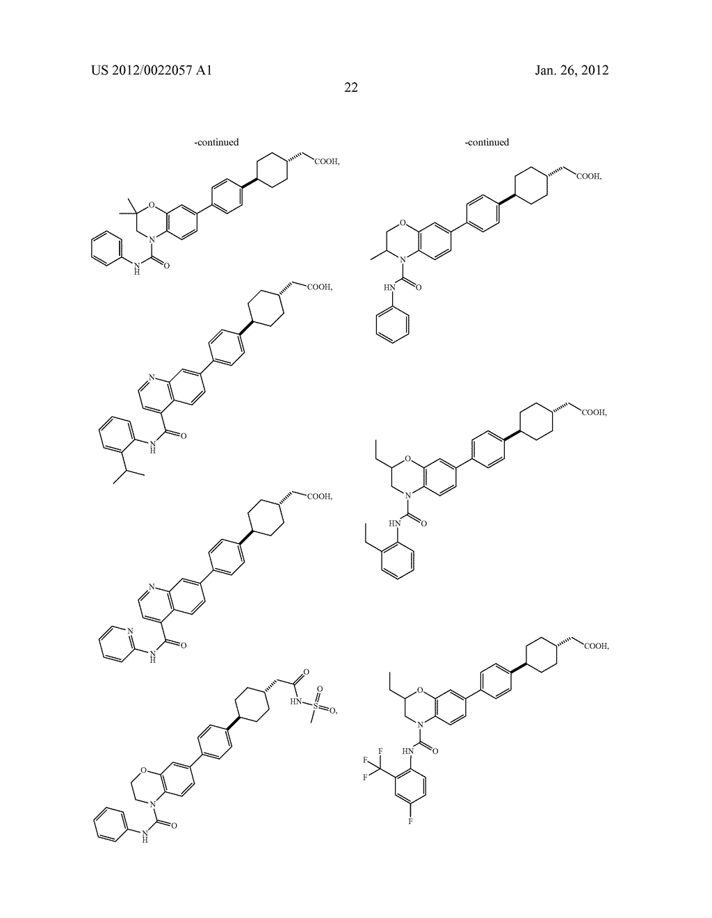 BICYCLIC COMPOUNDS AS INHIBITORS OF DIACYGLYCEROL ACYLTRANSFERASE - diagram, schematic, and image 23