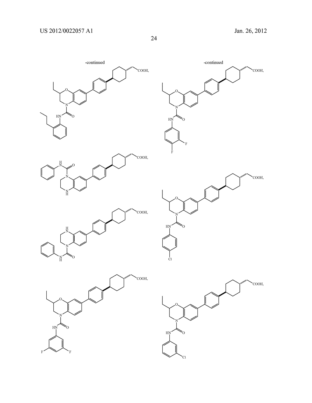 BICYCLIC COMPOUNDS AS INHIBITORS OF DIACYGLYCEROL ACYLTRANSFERASE - diagram, schematic, and image 25