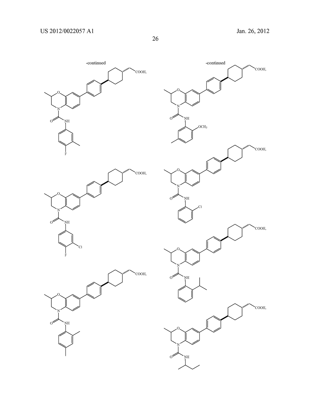 BICYCLIC COMPOUNDS AS INHIBITORS OF DIACYGLYCEROL ACYLTRANSFERASE - diagram, schematic, and image 27