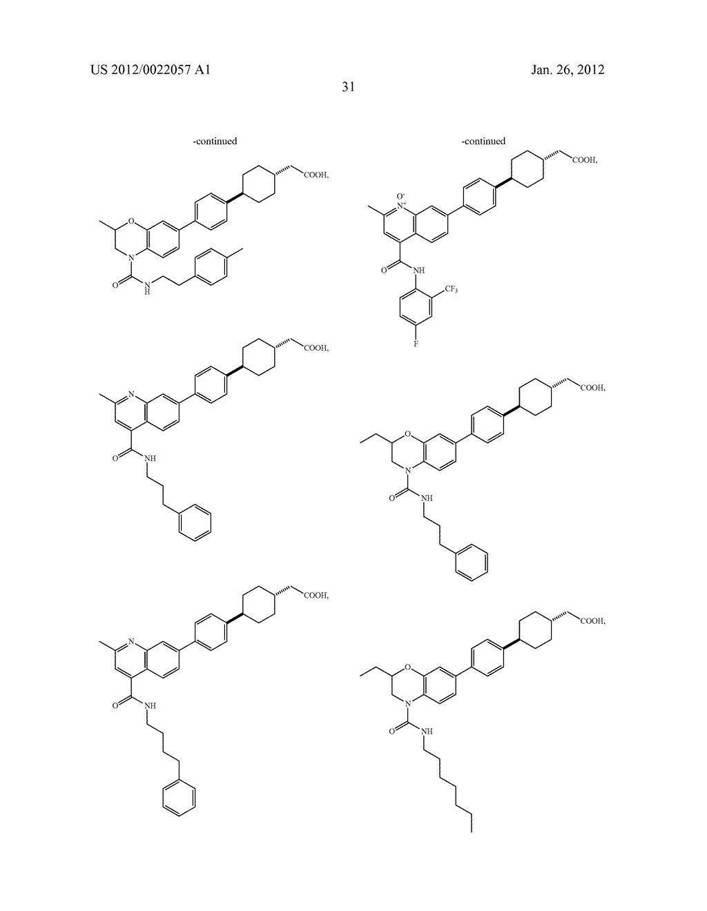 BICYCLIC COMPOUNDS AS INHIBITORS OF DIACYGLYCEROL ACYLTRANSFERASE - diagram, schematic, and image 32