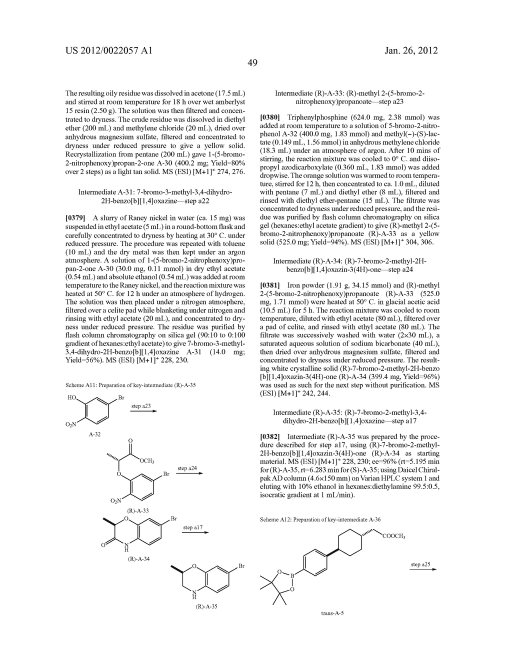 BICYCLIC COMPOUNDS AS INHIBITORS OF DIACYGLYCEROL ACYLTRANSFERASE - diagram, schematic, and image 50