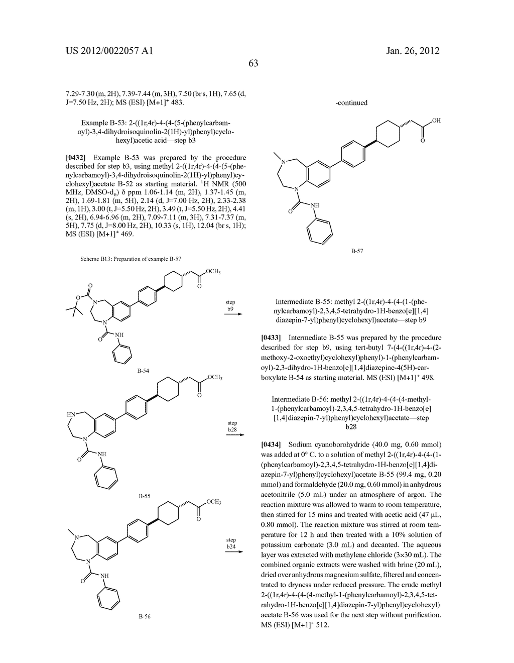 BICYCLIC COMPOUNDS AS INHIBITORS OF DIACYGLYCEROL ACYLTRANSFERASE - diagram, schematic, and image 64