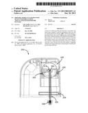 Portable Medical Fluid Delivery Device with Drive Screw Articulated with     Reservoir Plunger diagram and image