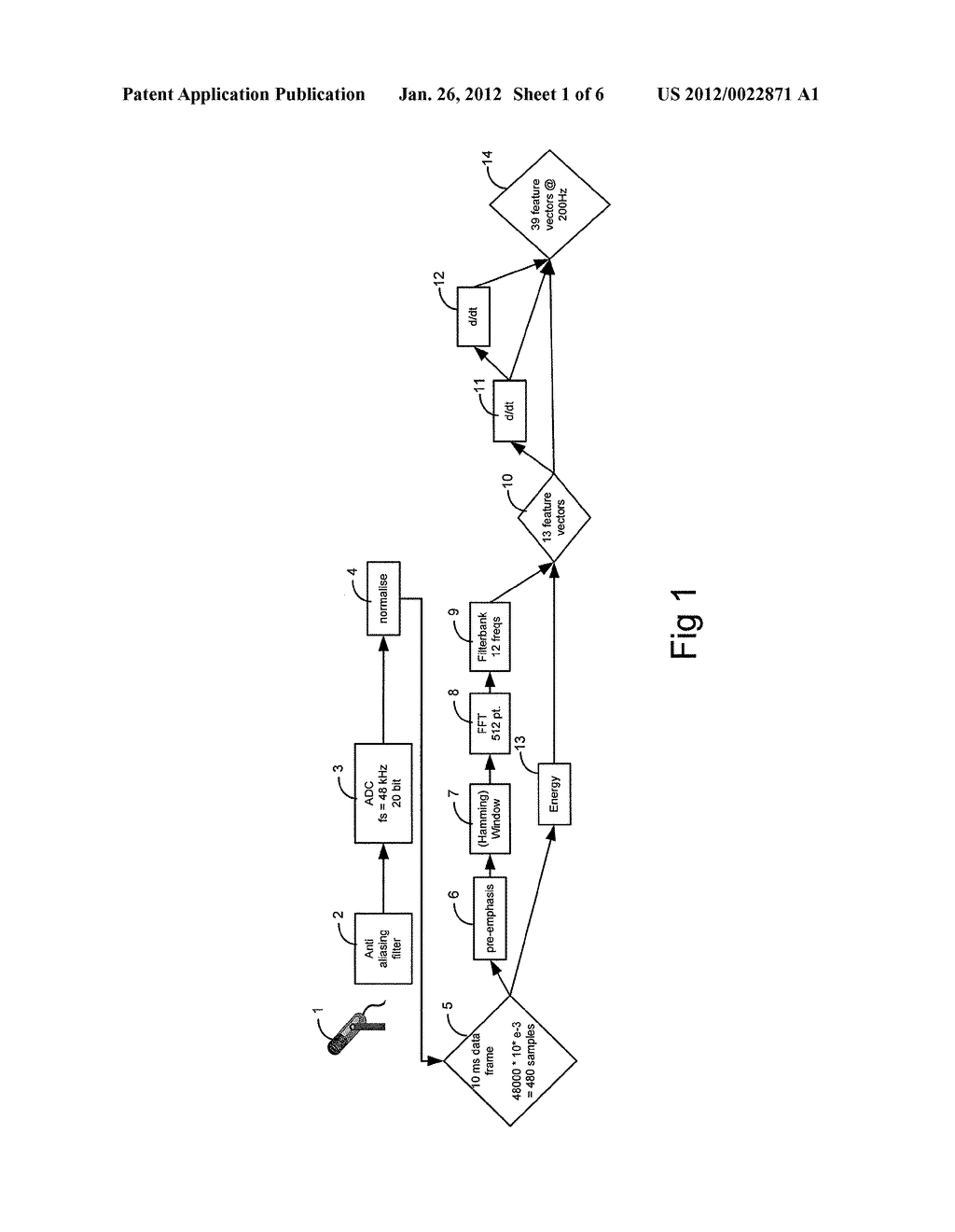 SPEECH RECOGNITION CIRCUIT USING PARALLEL PROCESSORS - diagram, schematic, and image 02