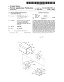HINGE ASSEMBLY FOR FOLDABLE ELECTRONIC DEVICE diagram and image