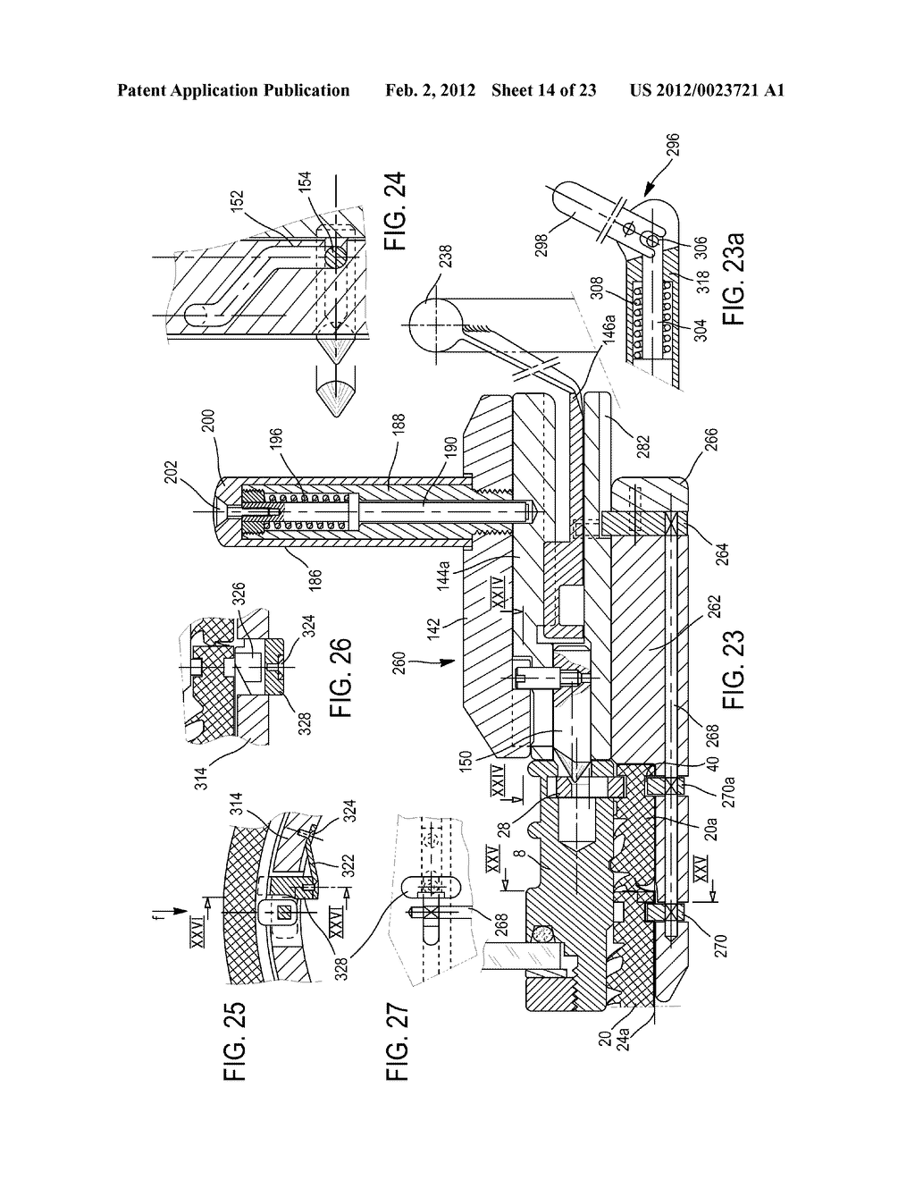 DEVICE FOR THE SEALED ATTACHMENT OF AN INTERCHANGEABLE MEMBER IN A CHAMBER     RING MOUNTED ON A WALL OF A CONTAINMENT CELL - diagram, schematic, and image 15