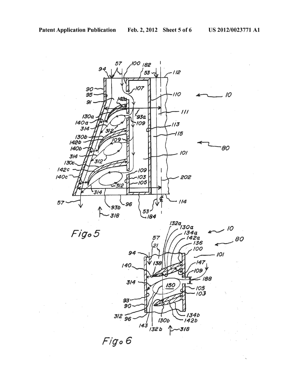 PULSE COMBUSTION DRYER APPARATUS AND METHODS - diagram, schematic, and image 06