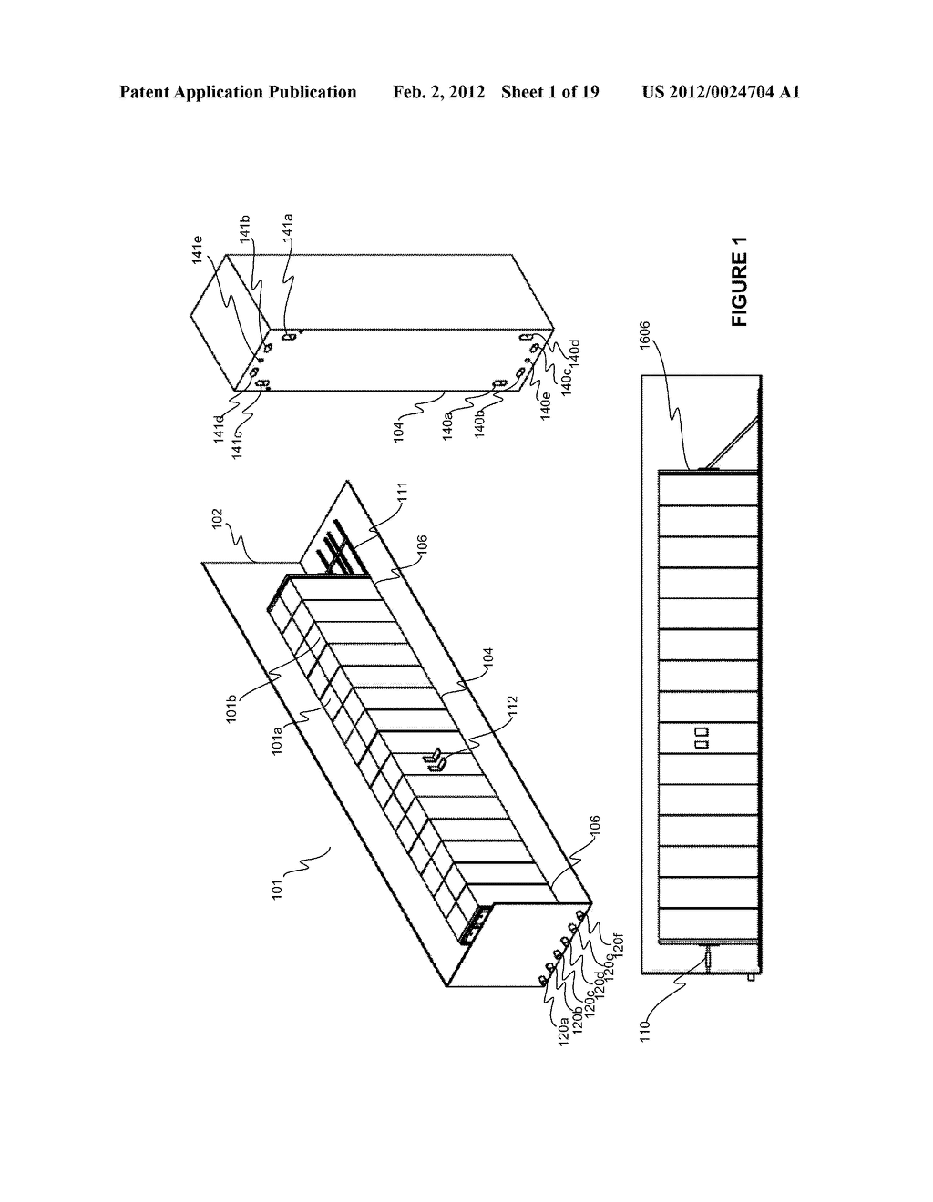Modular Apparatus For A Saltwater Desalinating System, And Method For     Using Same - diagram, schematic, and image 02