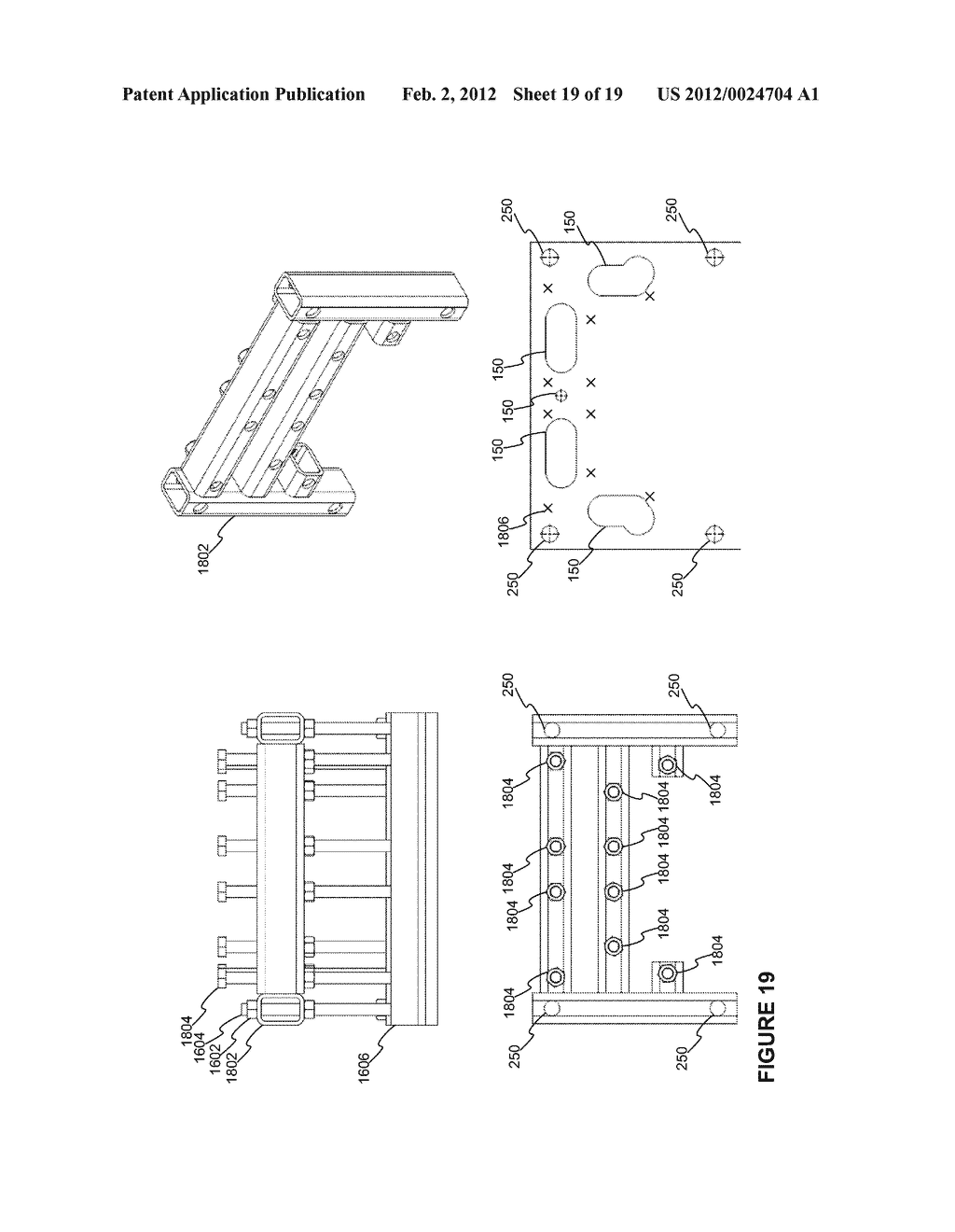 Modular Apparatus For A Saltwater Desalinating System, And Method For     Using Same - diagram, schematic, and image 20