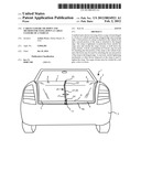 CARGO CLOSURE TIE-DOWN AND METHOD FOR TYING-DOWN A CARGO CLOSURE OF A     VEHICLE diagram and image