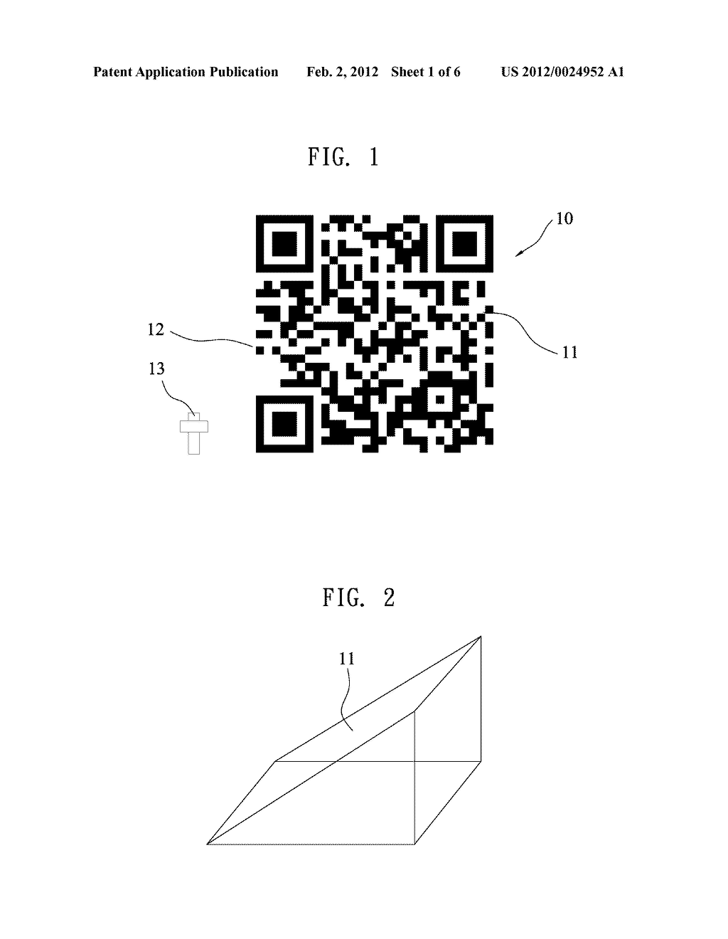 SYSTEM AND METHOD FOR IDENTIFYING QR CODE - diagram, schematic, and image 02