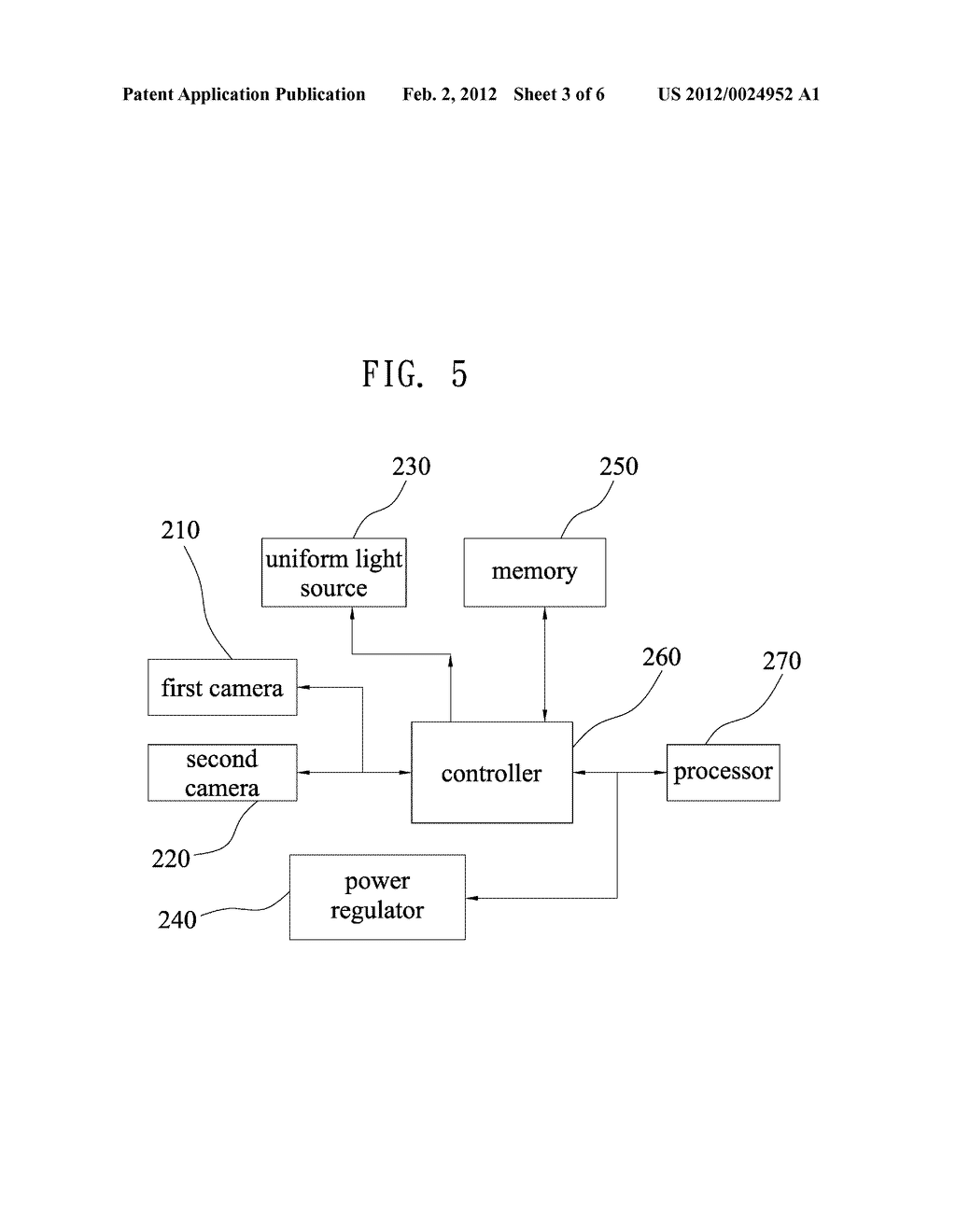SYSTEM AND METHOD FOR IDENTIFYING QR CODE - diagram, schematic, and image 04