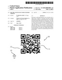QR CODE AND MANUFACTURING METHOD THEREOF diagram and image