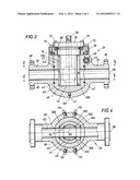 Flow Control Valve With Internal Isolation Means diagram and image