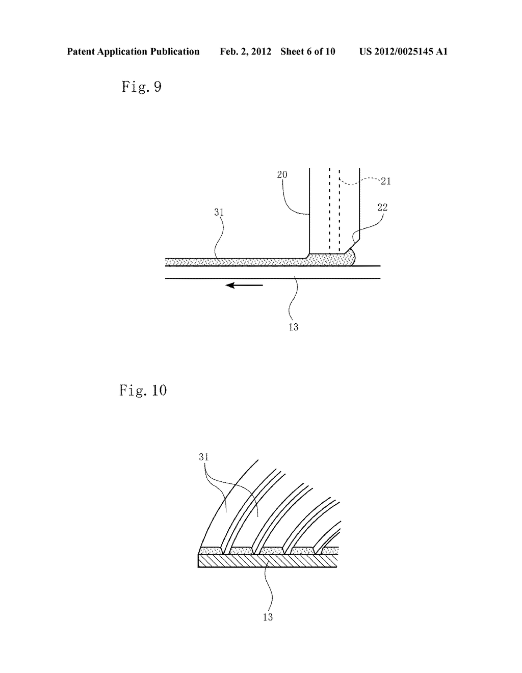 COATING APPLICATOR, COATING APPLICATION METHOD AND ELECTRONIC DEVICE - diagram, schematic, and image 07