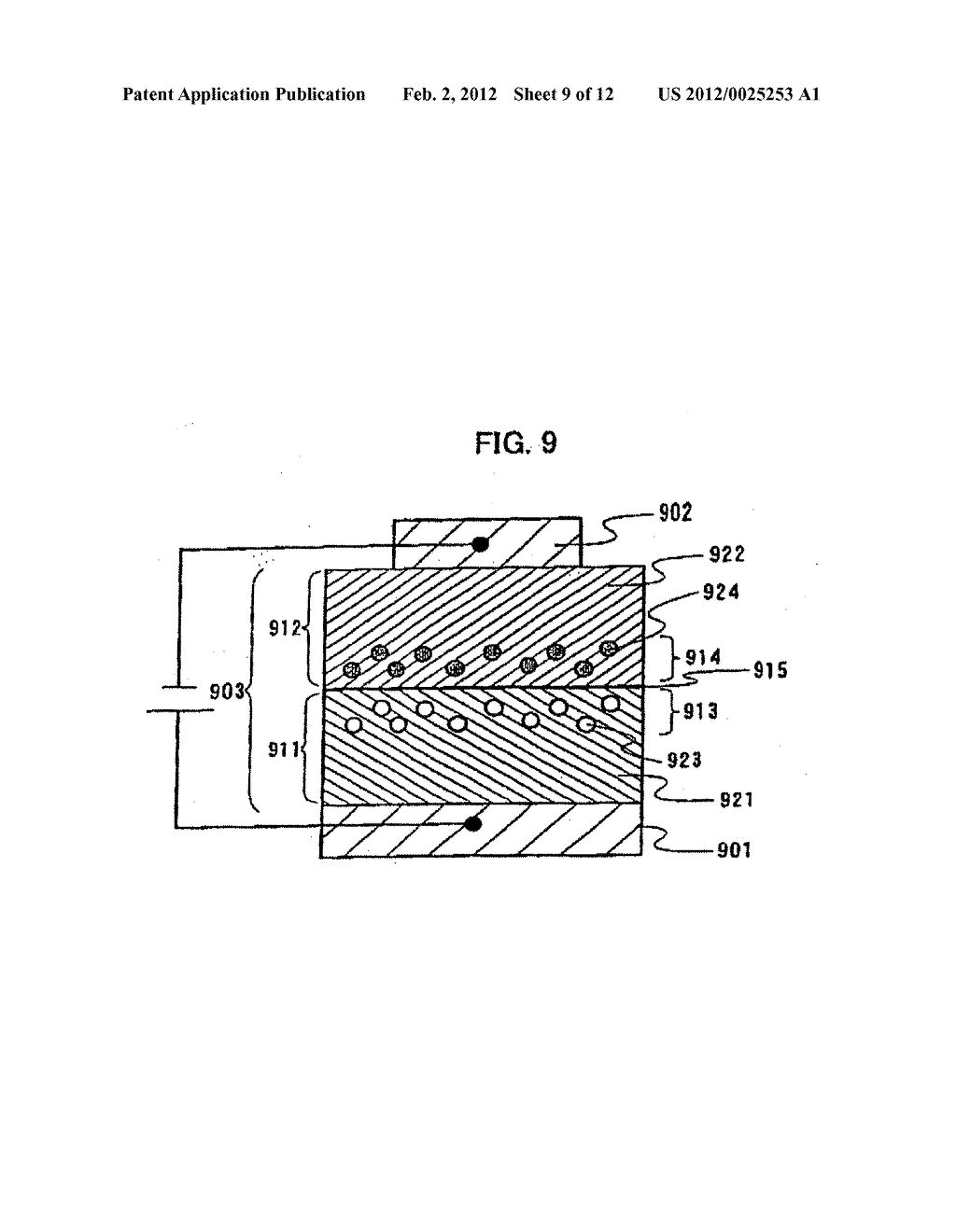 ORGANIC LIGHT-EMITTING ELEMENT AND LIGHT-EMITTING DEVICE WITH THE ORGANIC     LIGHT-EMITTING ELEMENT - diagram, schematic, and image 10