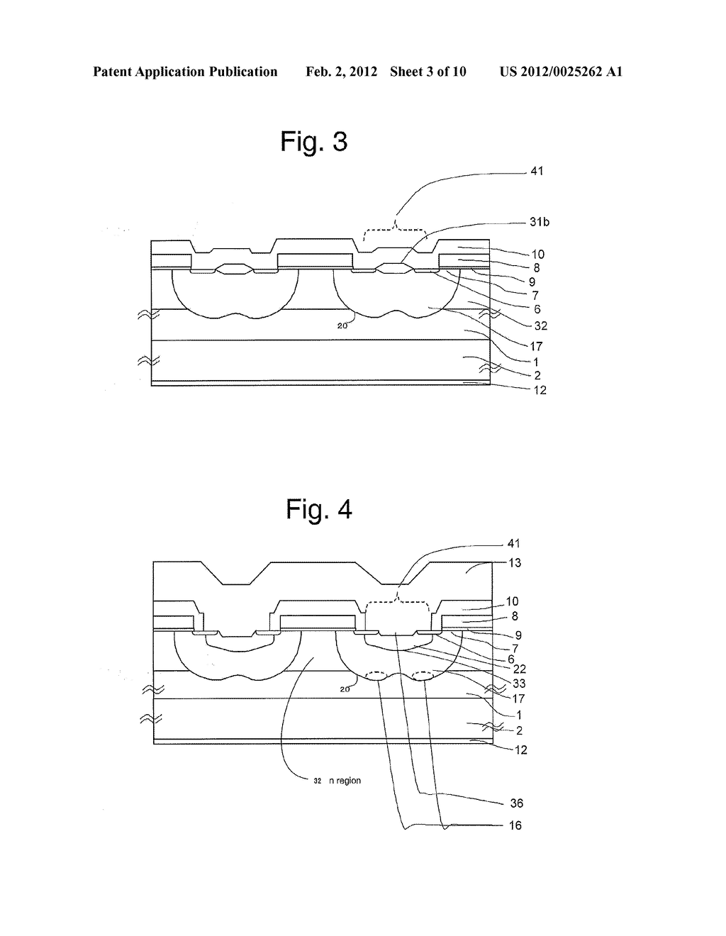 MOS Type Semiconductor Device and Method of Manufacturing Same - diagram, schematic, and image 04