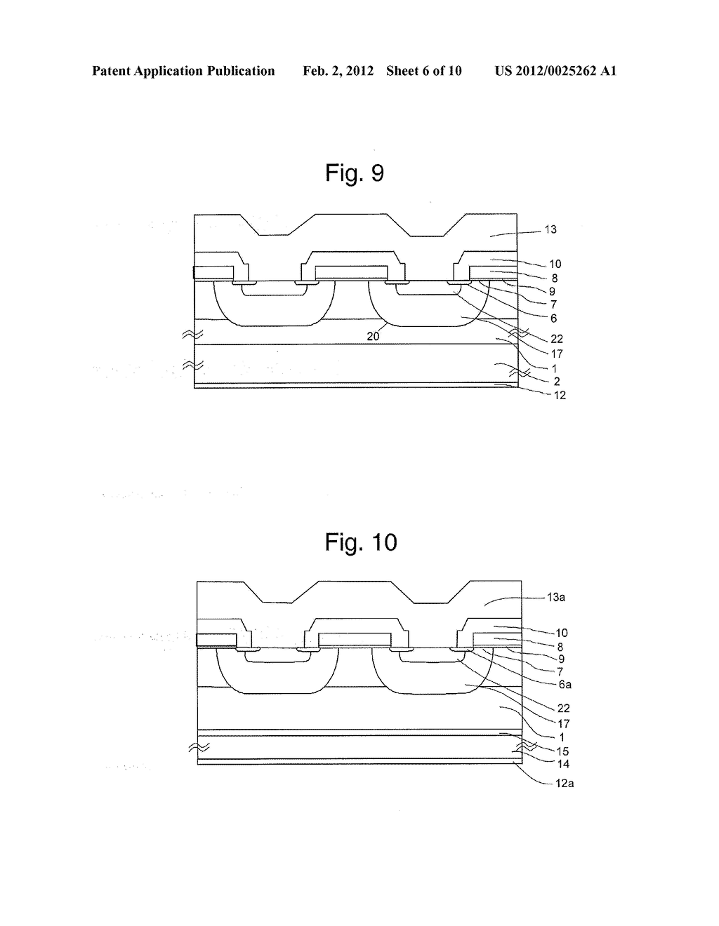 MOS Type Semiconductor Device and Method of Manufacturing Same - diagram, schematic, and image 07