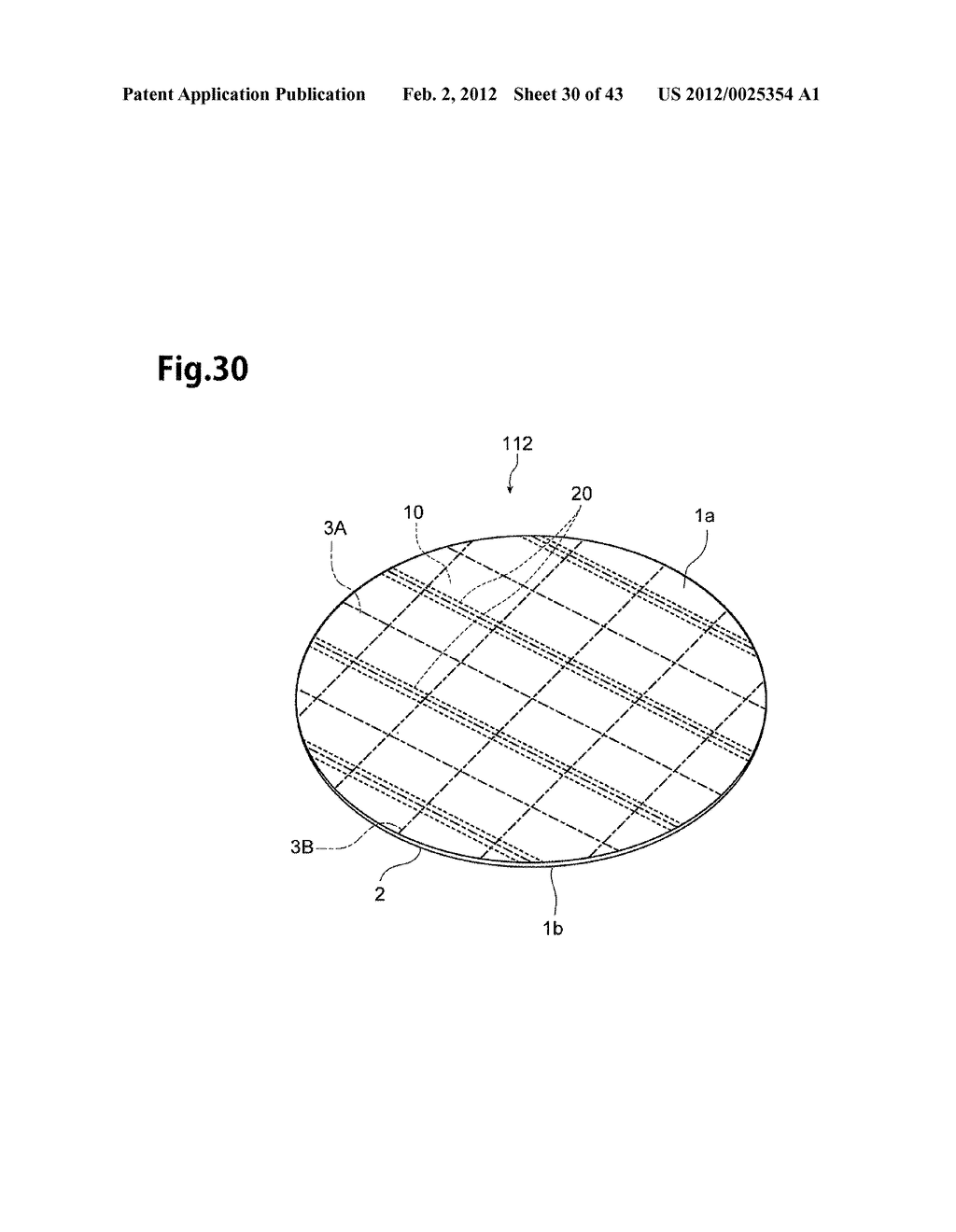 LAMINATED SEMICONDUCTOR SUBSTRATE, LAMINATED CHIP PACKAGE AND METHOD OF     MANUFACTURING THE SAME - diagram, schematic, and image 31