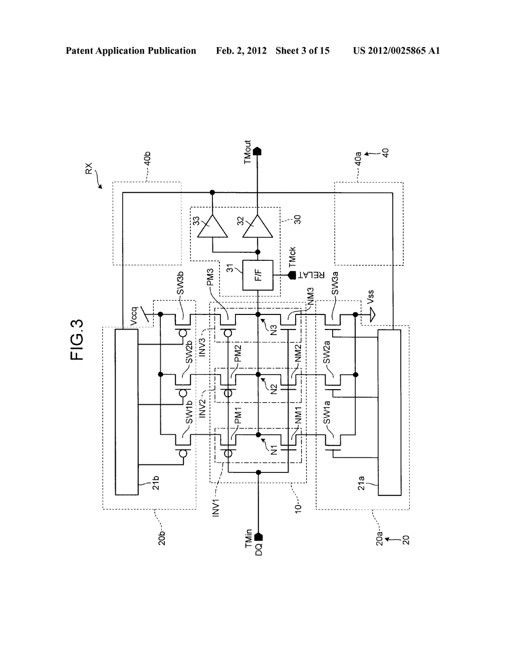 INPUT CIRCUIT AND SEMICONDUCTOR STORAGE DEVICE - diagram, schematic, and image 04