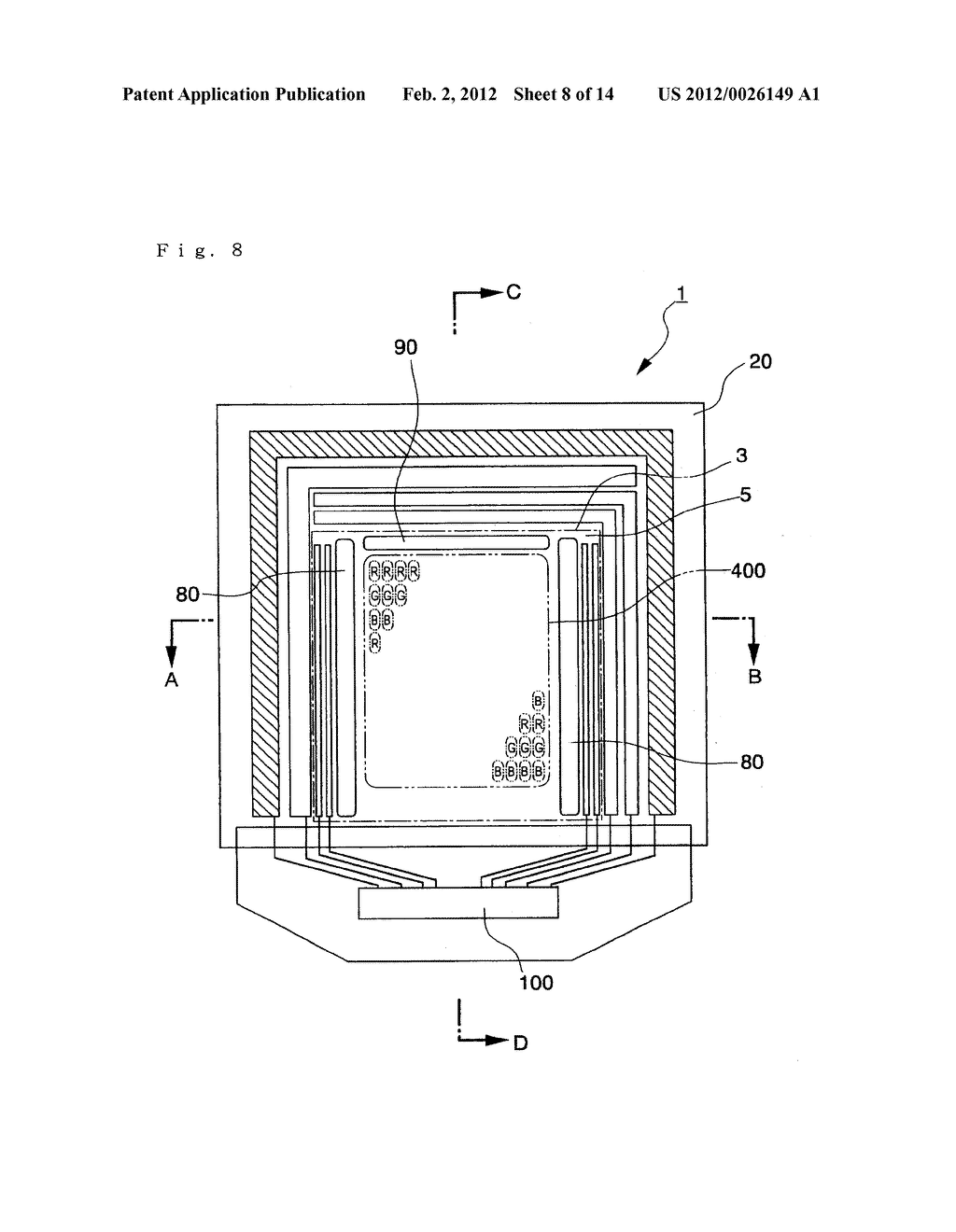 ELECTRO-OPTICAL DEVICE, METHOD OF MANUFACTURING THE SAME, AND ELECTRONIC     APPARATUS - diagram, schematic, and image 09