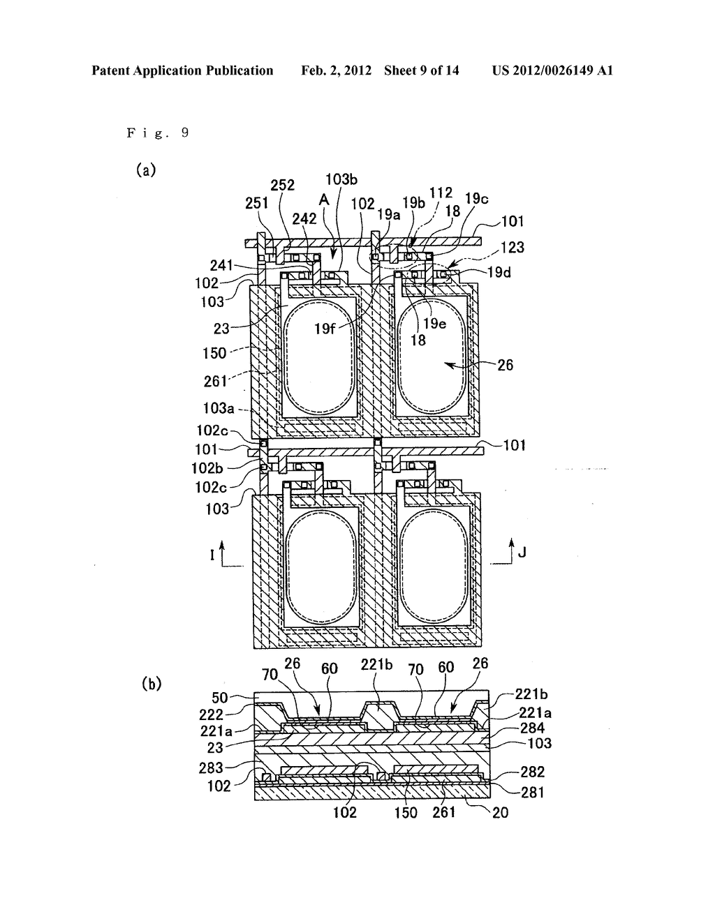 ELECTRO-OPTICAL DEVICE, METHOD OF MANUFACTURING THE SAME, AND ELECTRONIC     APPARATUS - diagram, schematic, and image 10