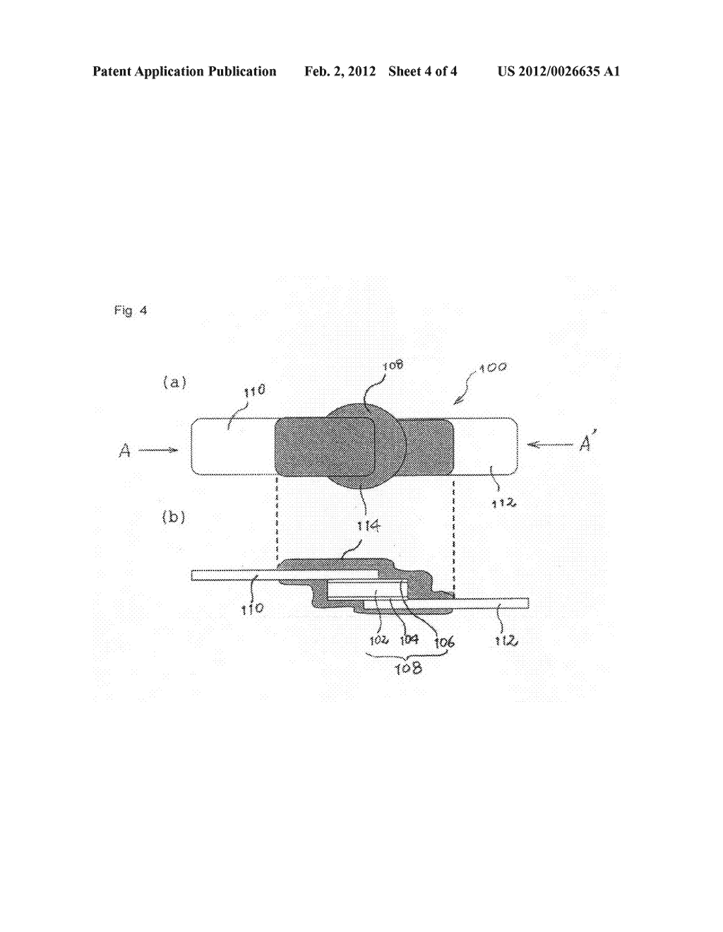 PTC DEVICE, PTC DEVICE MANUFACTURING METHOD, AND ELECTRIC DEVICE PROVIDED     WITH PTC DEVICE - diagram, schematic, and image 05