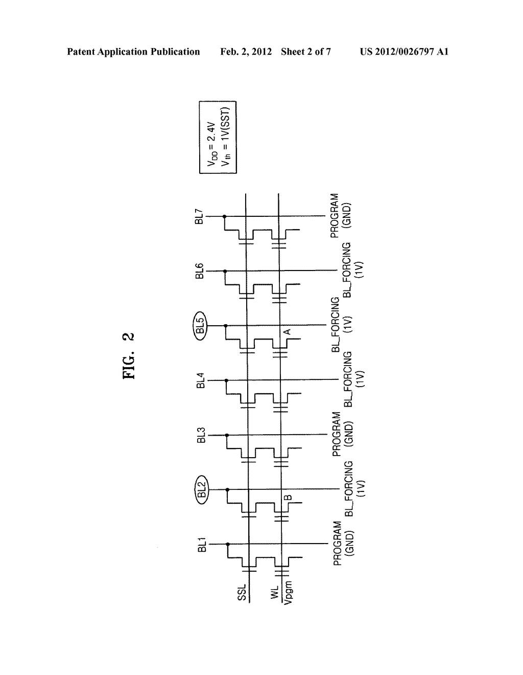 NonVolatile Memory Devices, Methods Of Programming The Same, And Memory     Systems Including The Same - diagram, schematic, and image 03