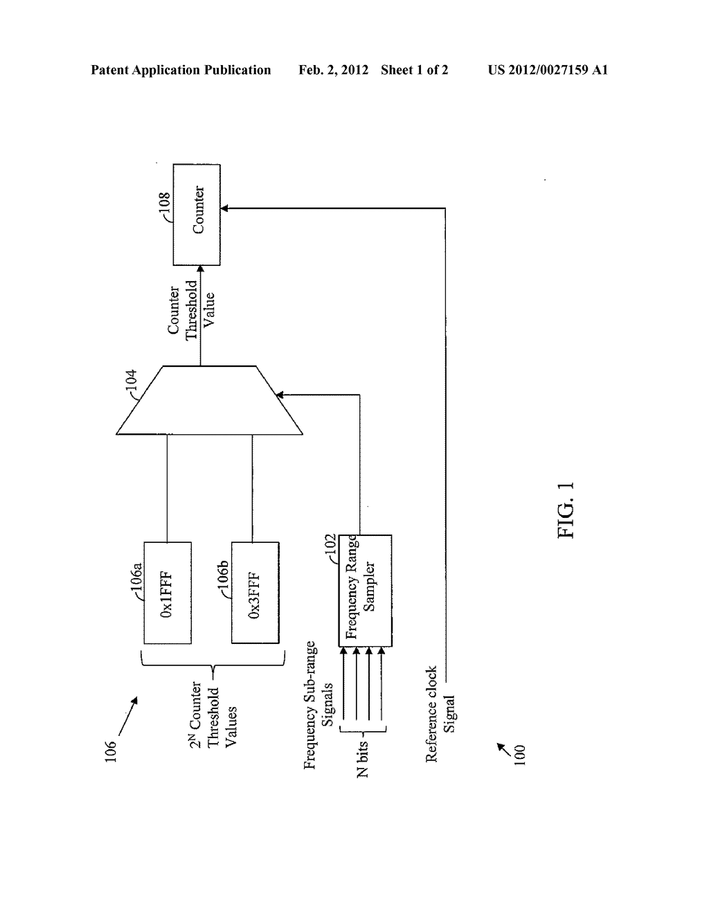 SYSTEM AND METHOD FOR SETTING COUNTER THRESHOLD VALUE - diagram, schematic, and image 02