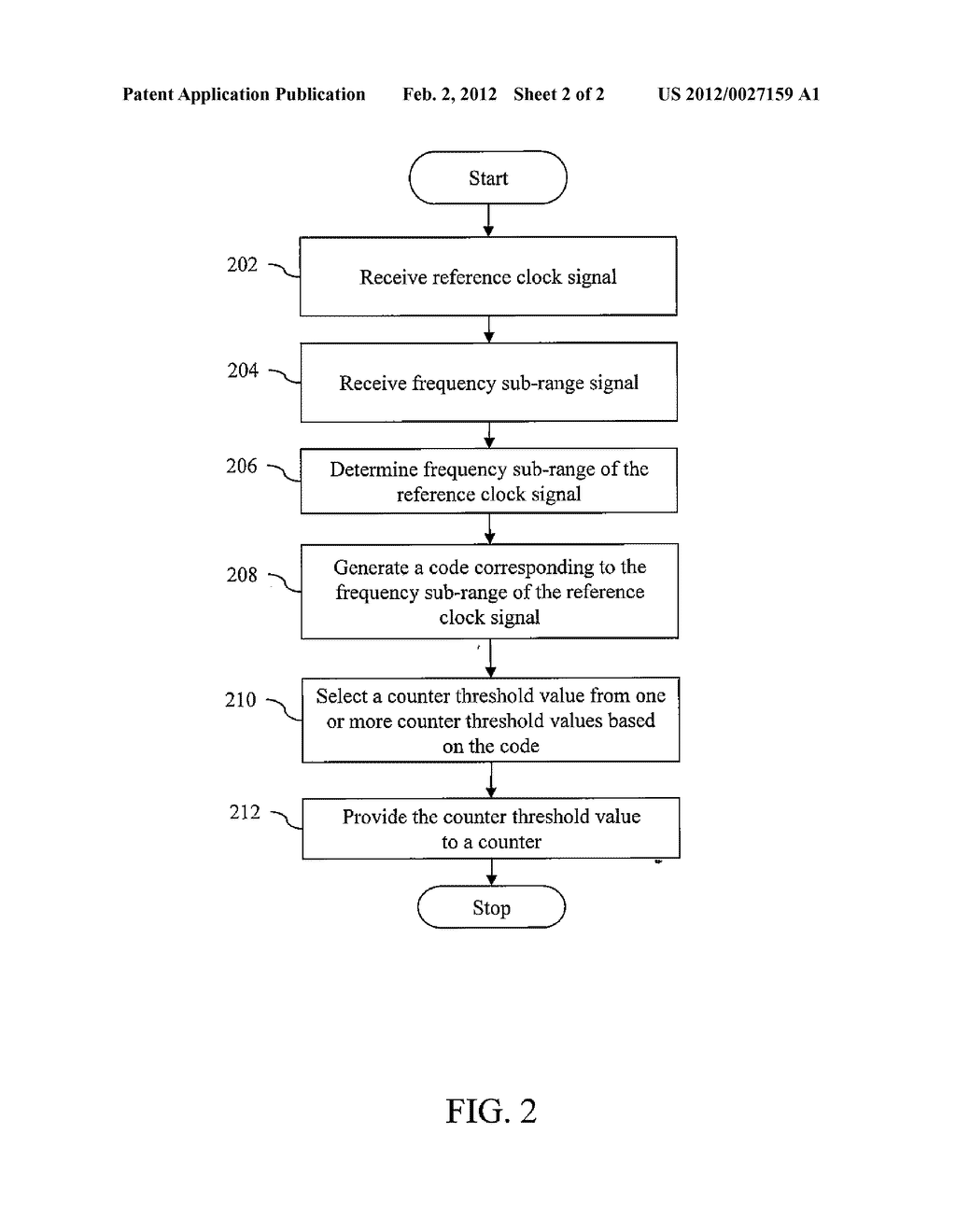 SYSTEM AND METHOD FOR SETTING COUNTER THRESHOLD VALUE - diagram, schematic, and image 03