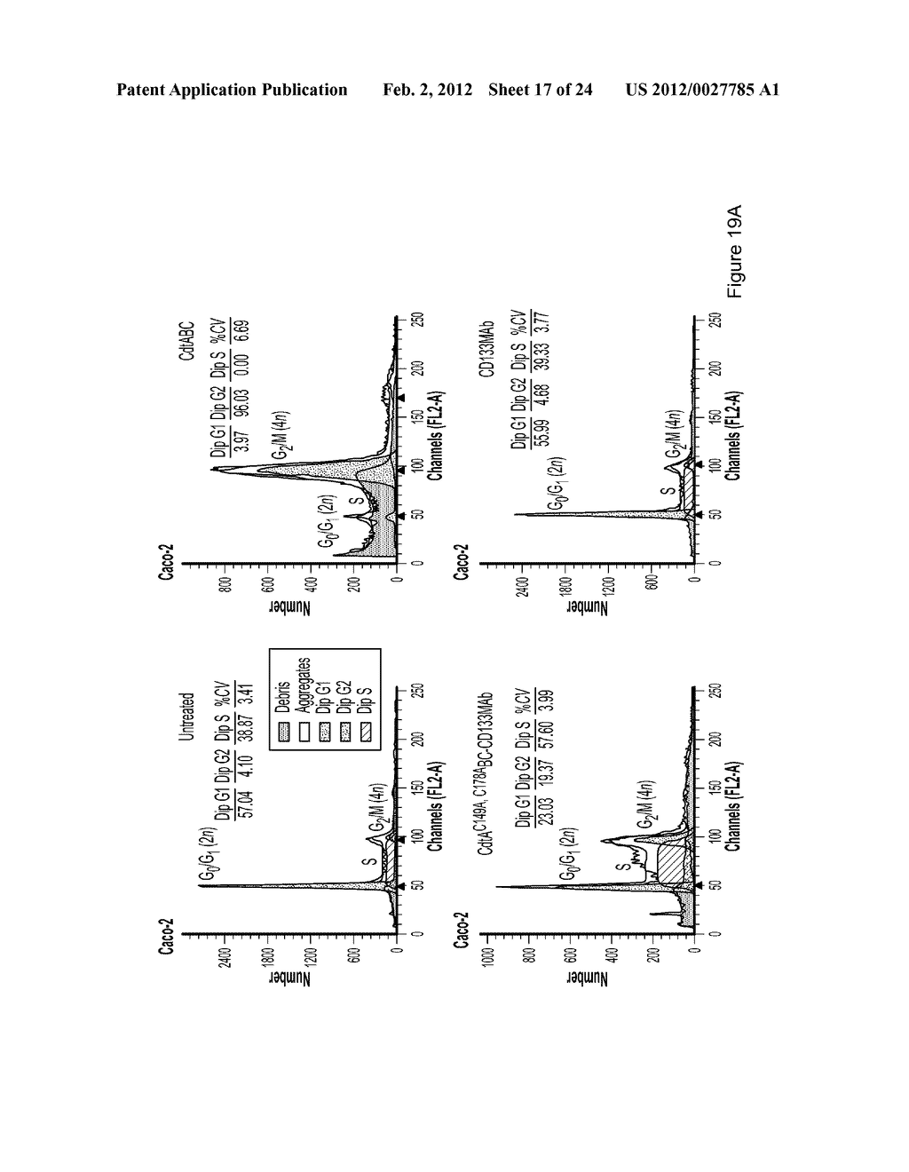 CHIMERA COMPRISING BACTERIAL CYTOTOXIN AND METHODS OF USING THE SAME - diagram, schematic, and image 18
