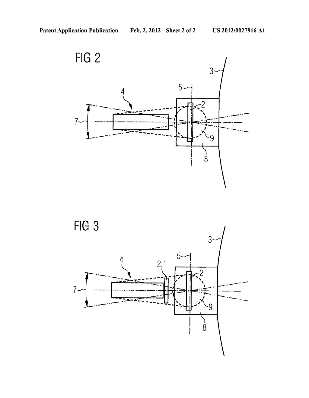 ARRANGEMENT AND METHOD FOR MEASUREMENT OF THE TEMPERATURE AND OF THE     THICKNESS GROWTH OF SILICON RODS IN A SILICON DEPOSITION REACTOR - diagram, schematic, and image 03