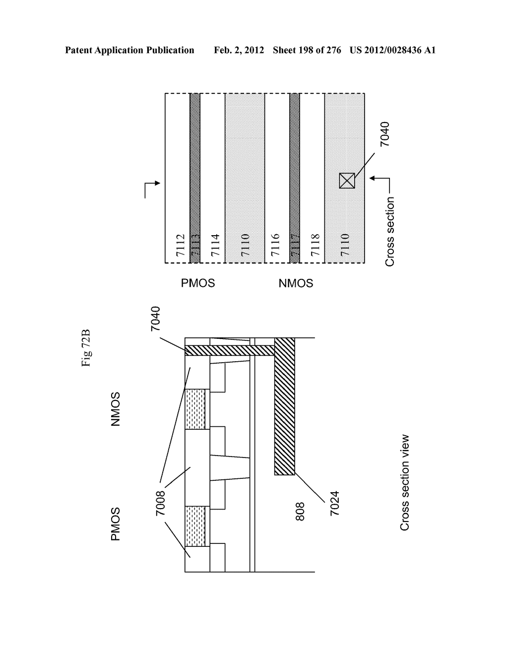 METHOD FOR FABRICATION OF A SEMICONDUCTOR DEVICE AND STRUCTURE - diagram, schematic, and image 199