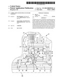 LUBRICATION SYSTEM FOR A PLANETARY GEAR SET diagram and image