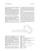 Isolation, Purification, and Structure Elucidation of the     Antiproliferative Compound Coibamide A diagram and image