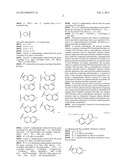 SUBSTITUTED TRIAZOLOPYRIDINES AND ANALOGS THEREOF diagram and image