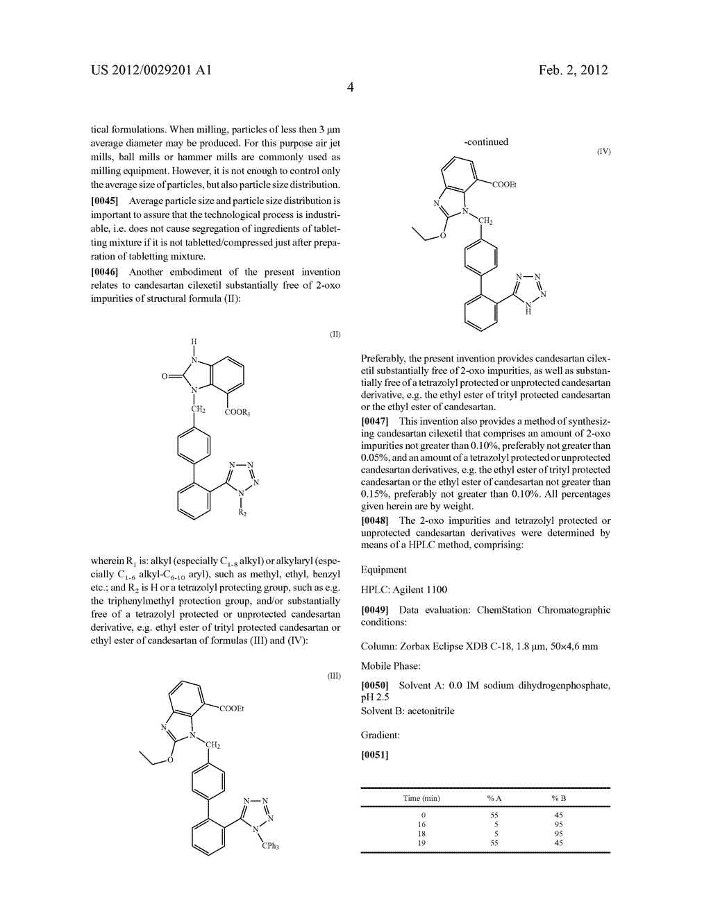 PROCESS FOR THE PREPARATION OF CANDESARTAN CILEXETIL - diagram, schematic, and image 05