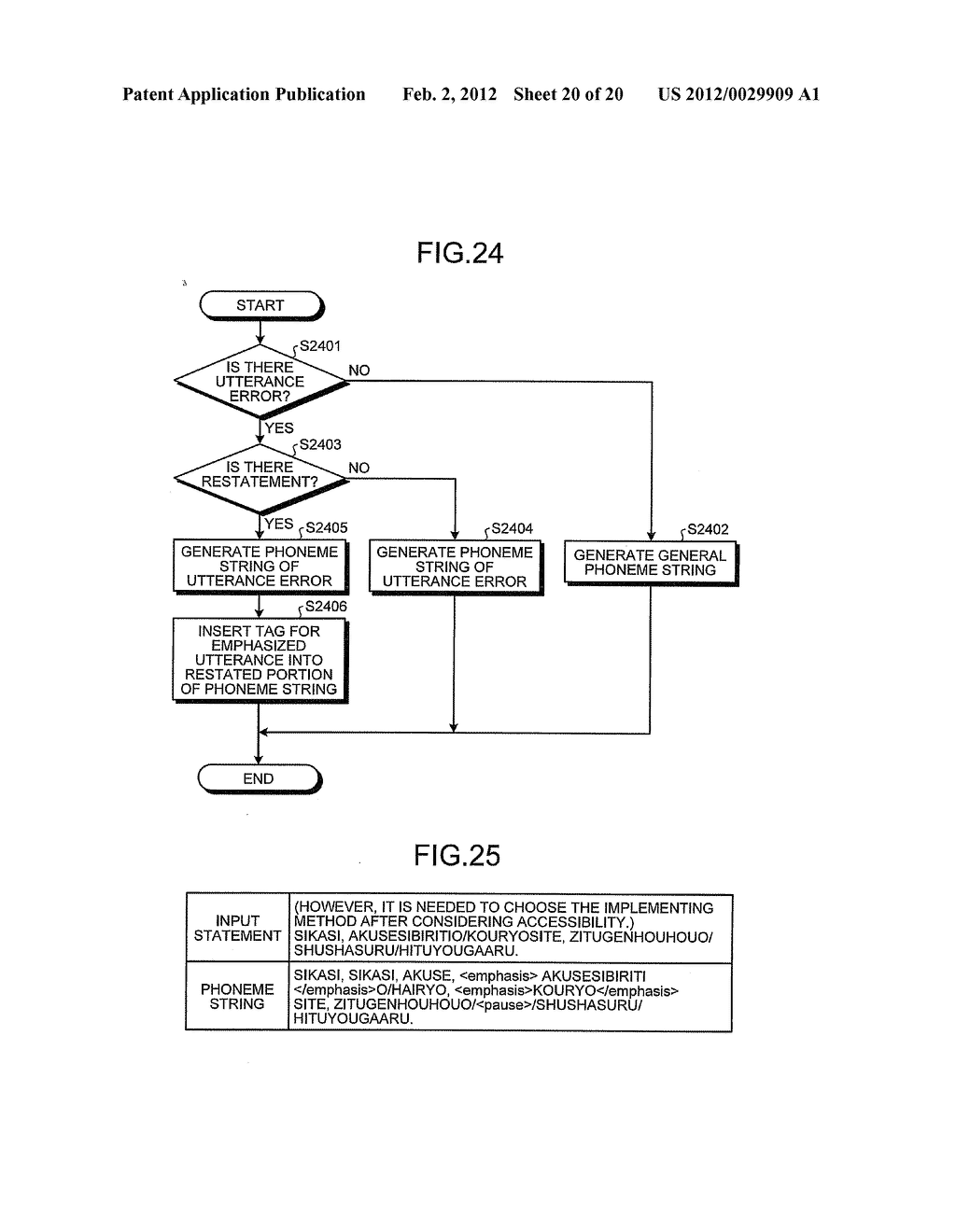 SPEECH PROCESSING DEVICE, SPEECH PROCESSING METHOD, AND COMPUTER PROGRAM     PRODUCT FOR SPEECH PROCESSING - diagram, schematic, and image 21