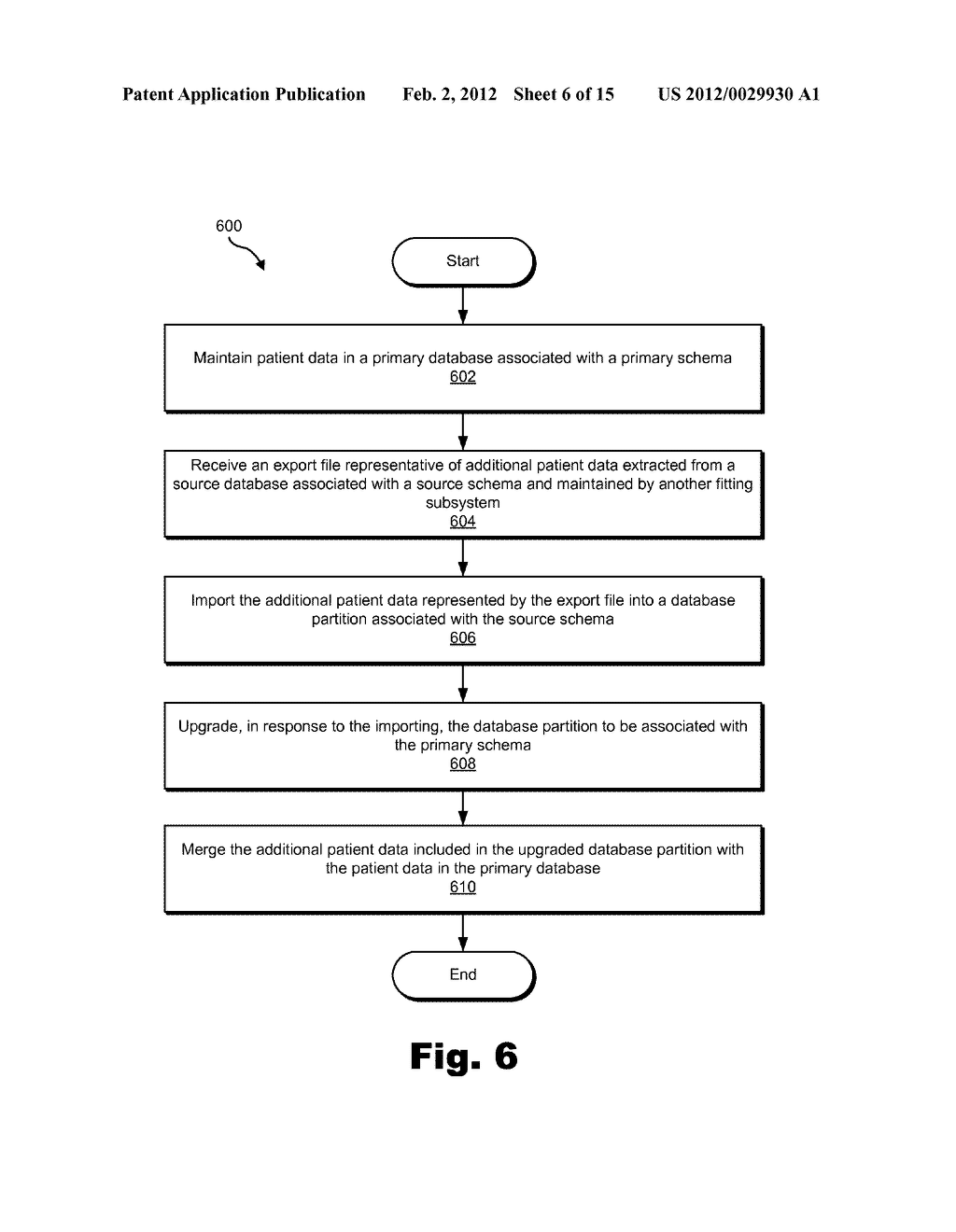 Methods and Systems for Importing Data into a Database Associated with a     Cochlear Implant Fitting Software Product - diagram, schematic, and image 07