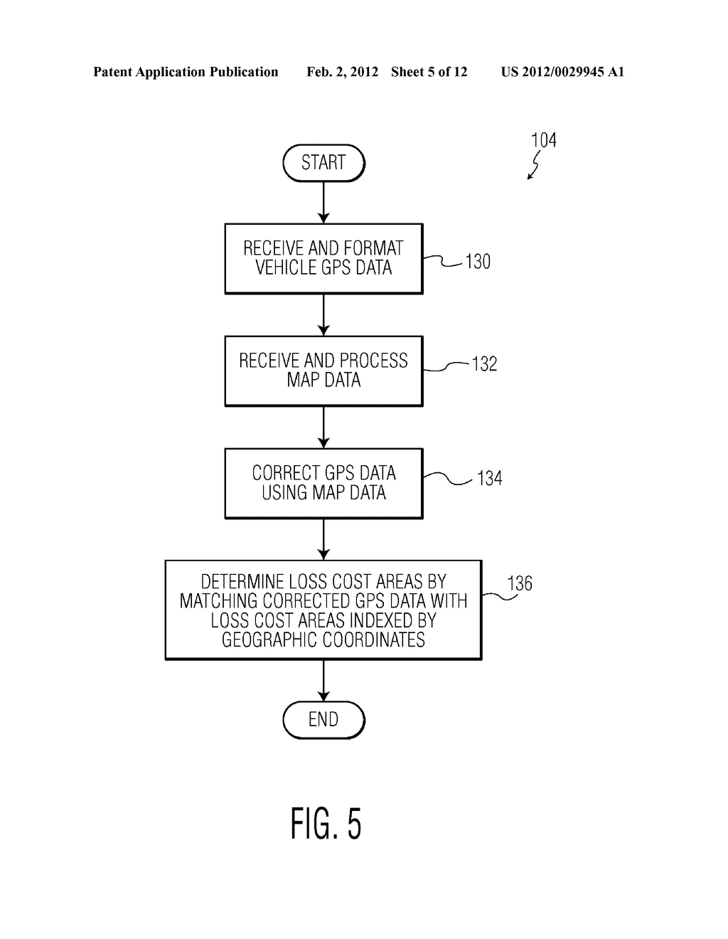 System and Method for Estimating Loss Propensity of an Insured Vehicle and     Providing Driving Information - diagram, schematic, and image 06