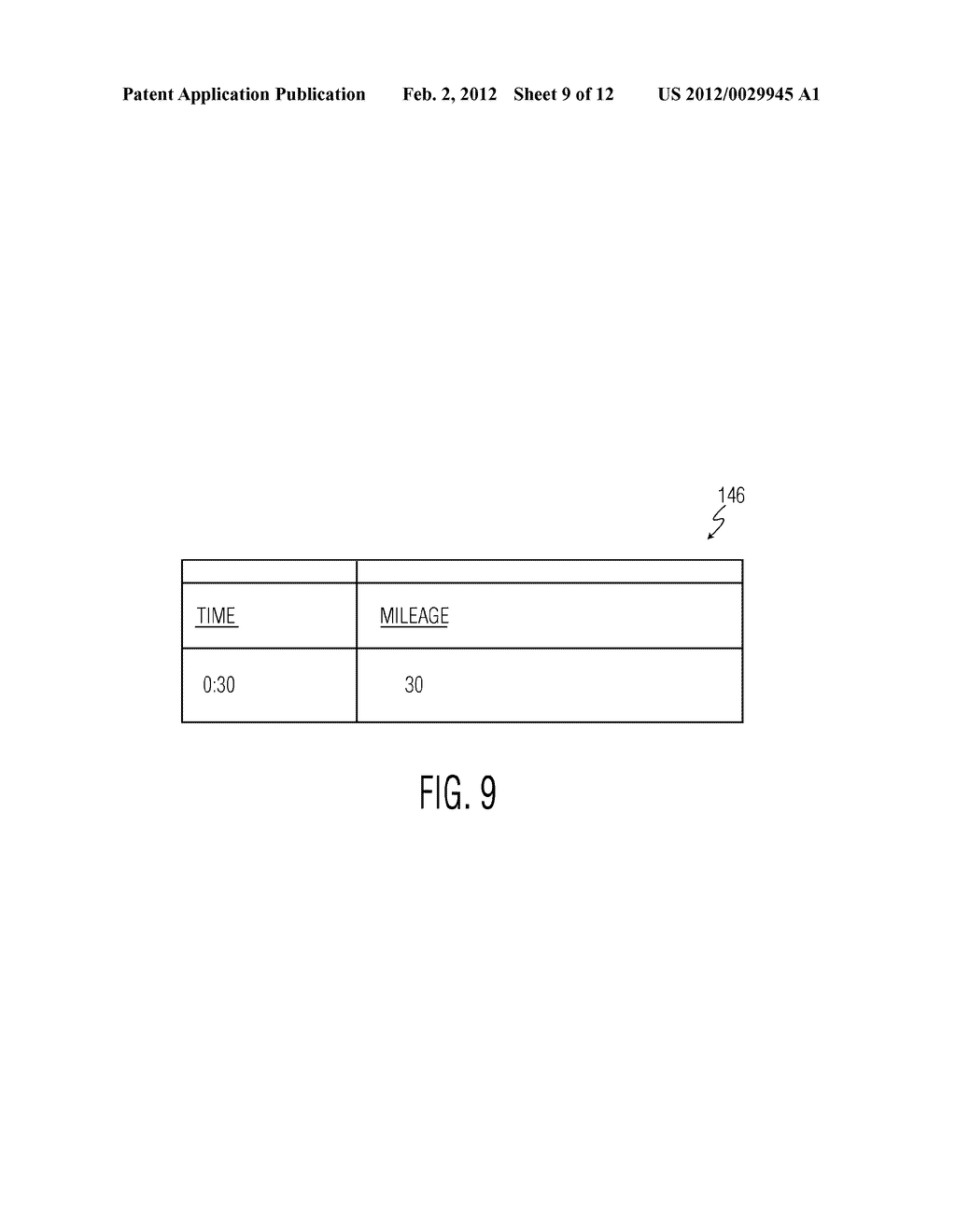 System and Method for Estimating Loss Propensity of an Insured Vehicle and     Providing Driving Information - diagram, schematic, and image 10