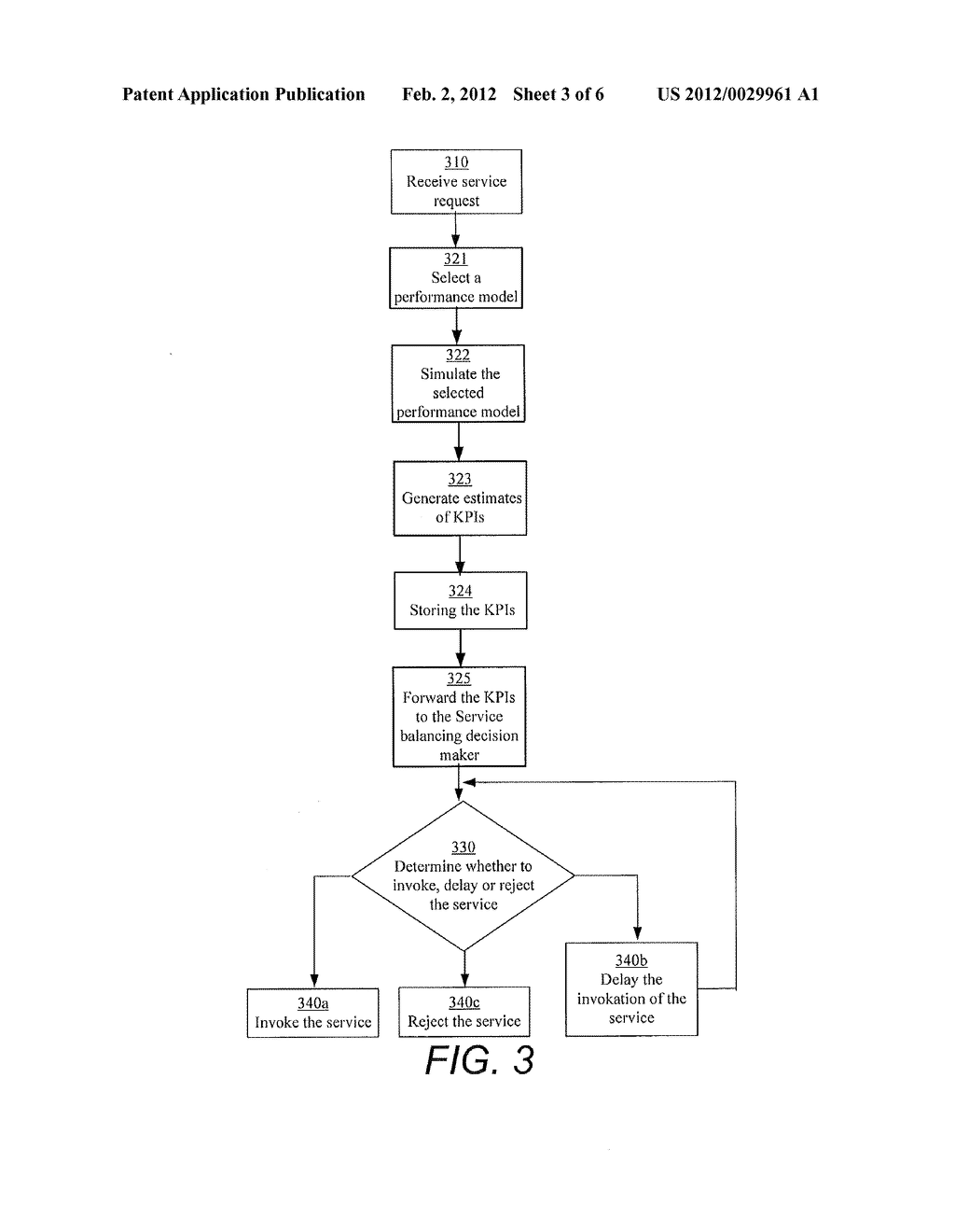 METHOD, DEVICE AND COMPUTER PROGRAM PRODUCT FOR SERVICE BALANCING IN AN     ELECTRONIC COMMUNICATIONS SYSTEM - diagram, schematic, and image 04