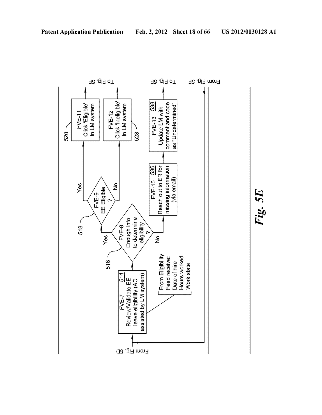 System and Method for Administration of Employee Leave - diagram, schematic, and image 19