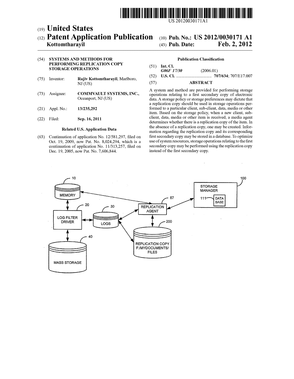 SYSTEMS AND METHODS FOR PERFORMING REPLICATION COPY STORAGE OPERATIONS - diagram, schematic, and image 01