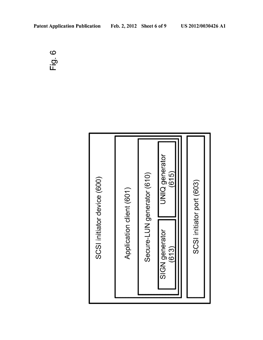 METHOD OF ACCESS CONTROL TO STORED INFORMATION AND SYSTEM THEREOF - diagram, schematic, and image 07