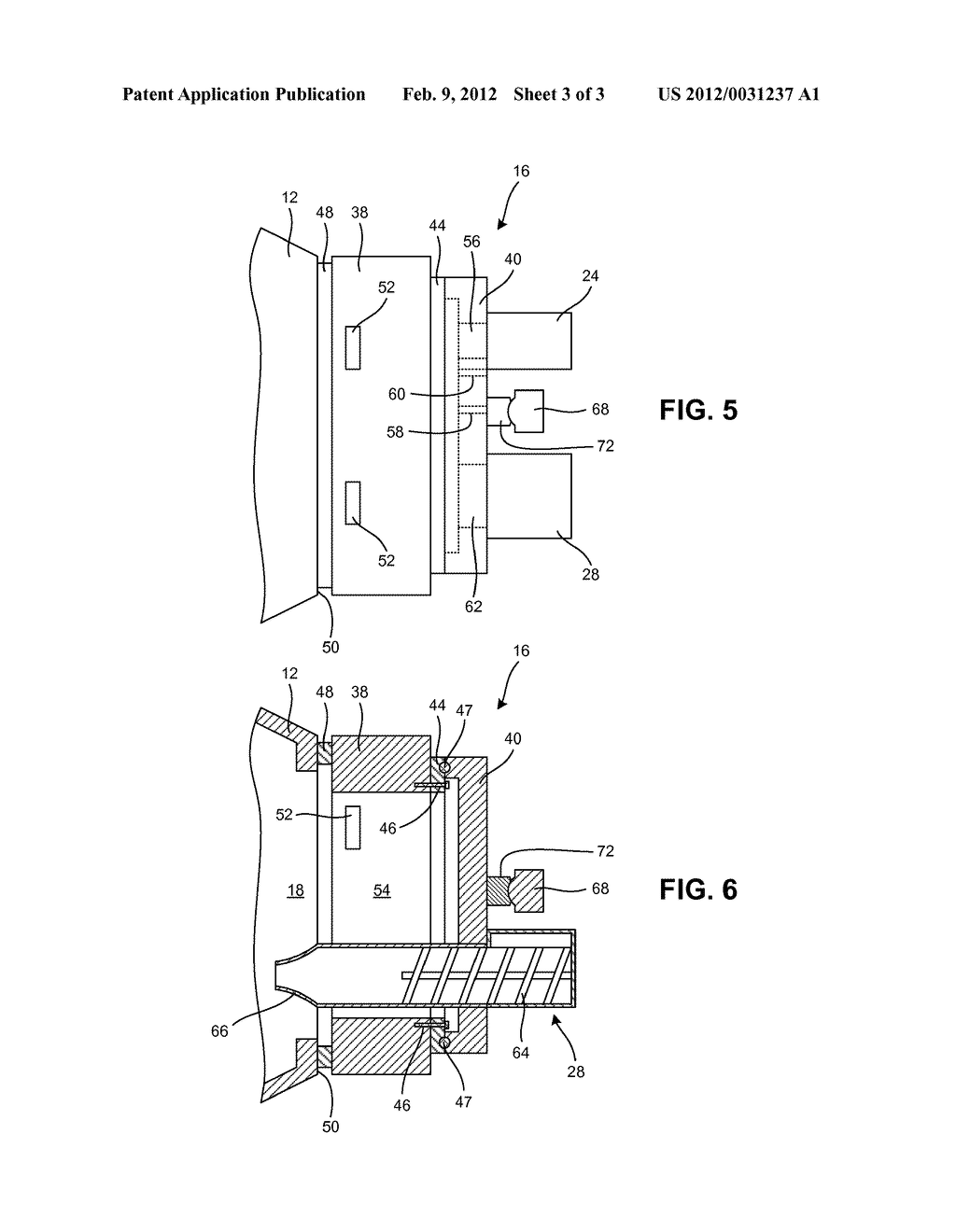 Aluminum Furnace Schematic Wiring Library Tilting Rotary System And Methods Of Recovery Diagram Image
