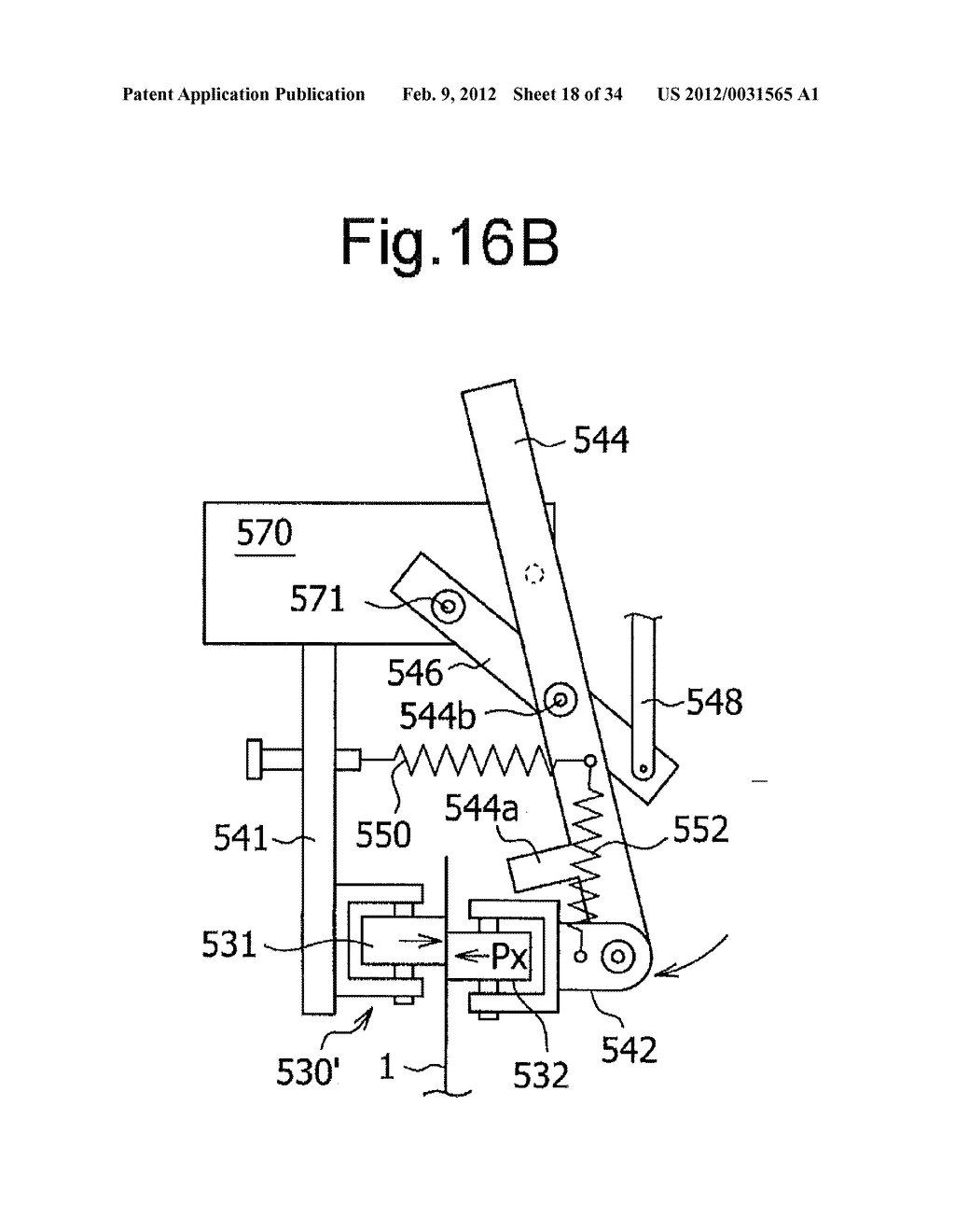 FLEXIBLE SUBSTRATE POSITION CONTROL DEVICE - diagram, schematic, and image 19