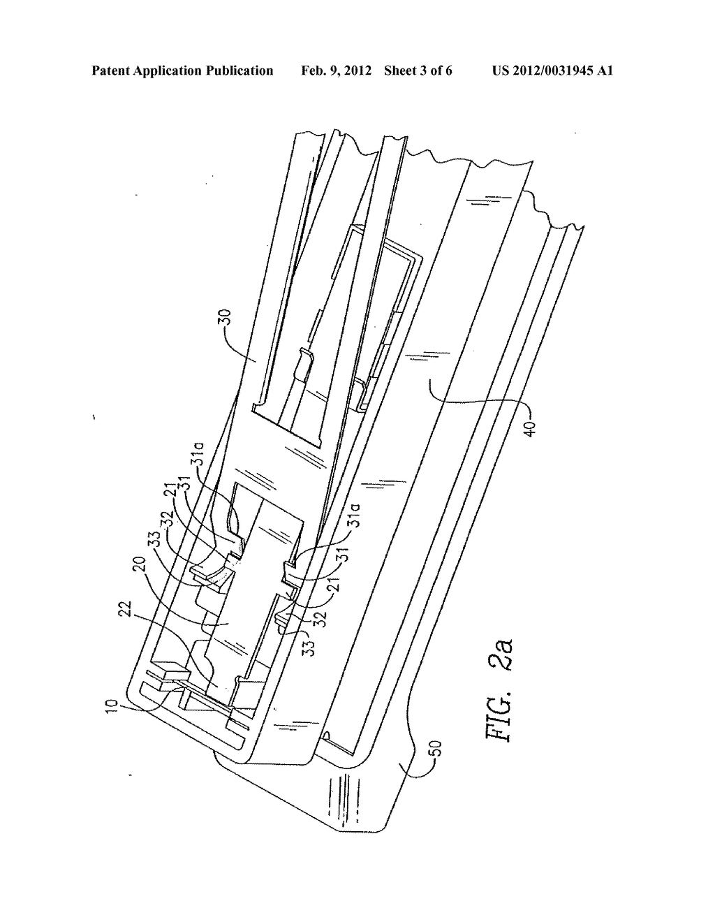 Stapler With Leaf Spring Actuation Mechanism - diagram, schematic, and image 04