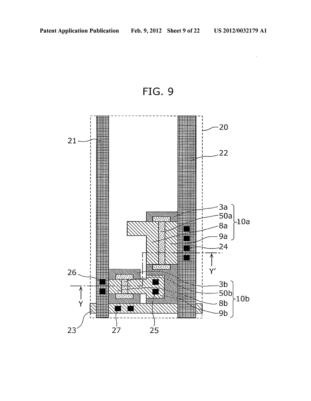 THIN-FILM TRANSISTOR ARRAY DEVICE, ORGANIC EL DISPLAY DEVICE, AND METHOD     OF MANUFACTURING THIN-FILM TRANSISTOR ARRAY DEVICE - diagram, schematic, and image 10